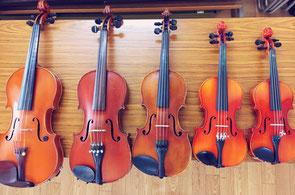 滋賀県甲賀市のバイオリン教室